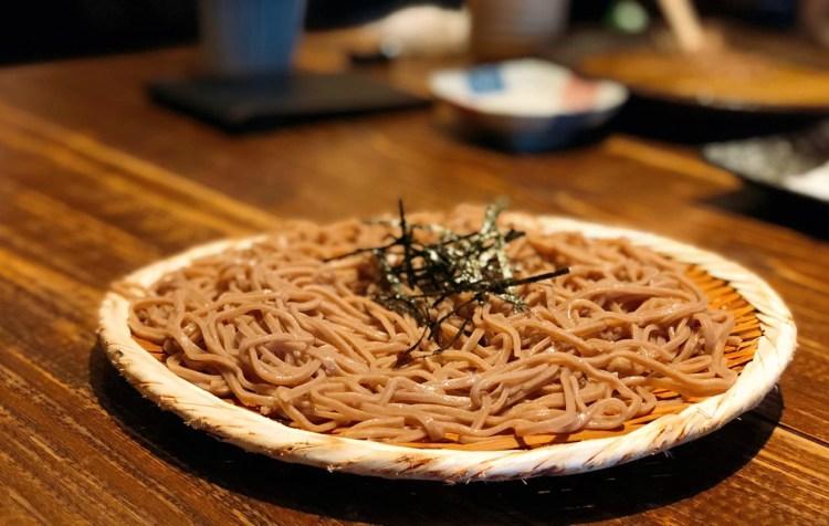 Taipei Healthy Soba 》二月半蕎麥麵  | 讓我來告訴你這家為何如此受歡迎