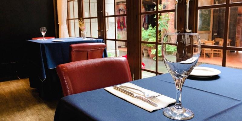 豐舍 B.B.R Restaurant 》 在大稻埕品嚐與眾不同的料理套餐