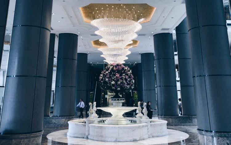 台北飯店餐廳酒吧懶人包 》Taipei Hotel Restaurant and Bar Guide
