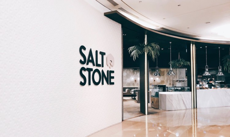 Taipei 101 Salt & Stone 》台北 101 4樓義大利餐廳值得品嚐