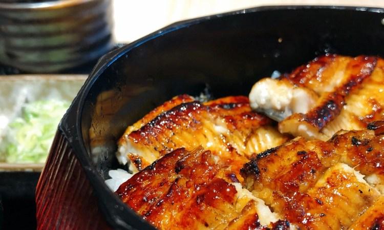 台北鰻魚飯 》江戶川鰻魚飯  | Taipei Eel Rice