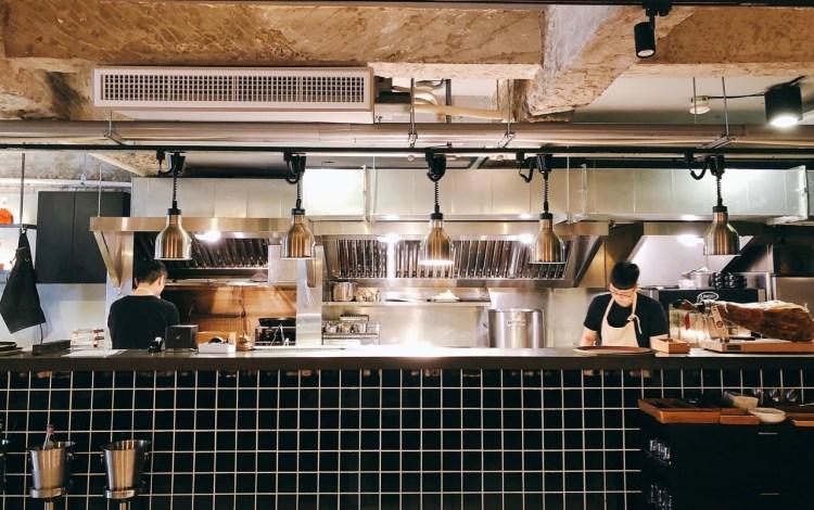 ULV Restaurant and Bar Taipei 》台北餐酒館 | 法式料理與北歐料理之邂逅