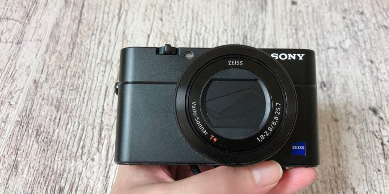 Sony RX100M5A Review 》相機初學者想問的 5 個問題與實拍照片