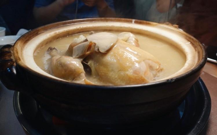Taipei Michelin 》在明福台菜海鮮餐廳除了點佛跳牆也要點糯米雞