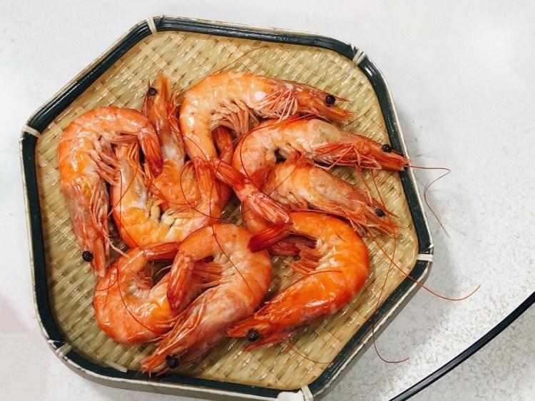 Keelung Seafood 》基隆海龍珠菜單竟然有英日韓文