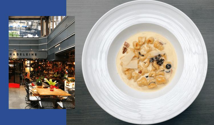 Cafe Madeleine Taipei 》台北瑪德蓮小酒館是歐式優雅風格的代表
