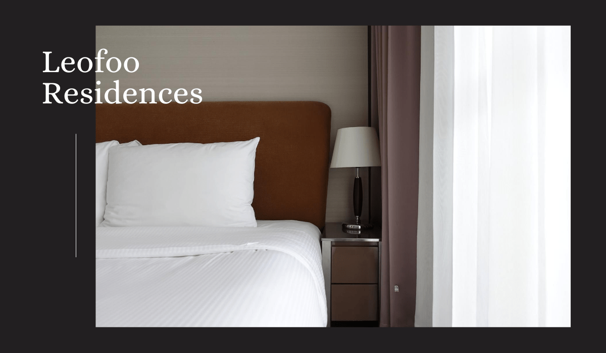 Taipei Leofoo Residences 》選擇六福居的五個理由與優缺點 (自費非業配)