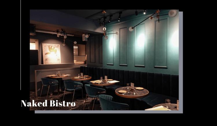 Naked Bistro 裸餐酒 》二訪重新裝潢新開幕的台北東區餐酒館