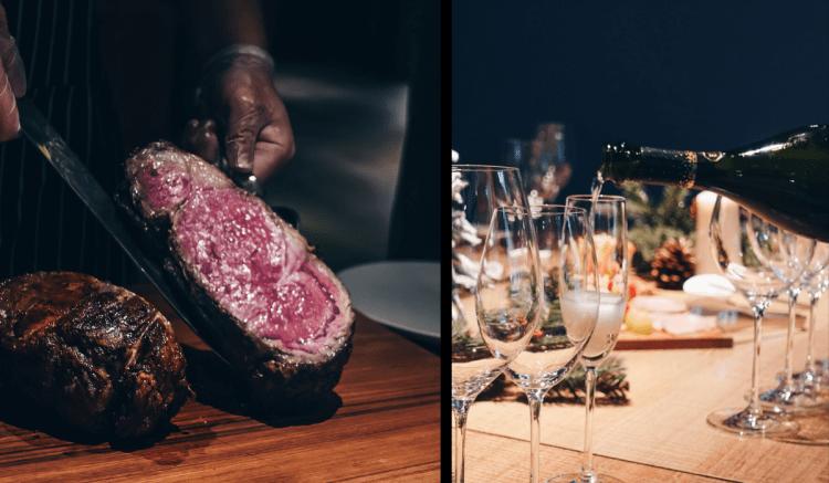 肉 RÒU by T-HAM 》敦南店是低調隱密的台北餐酒館也是精品肉舖