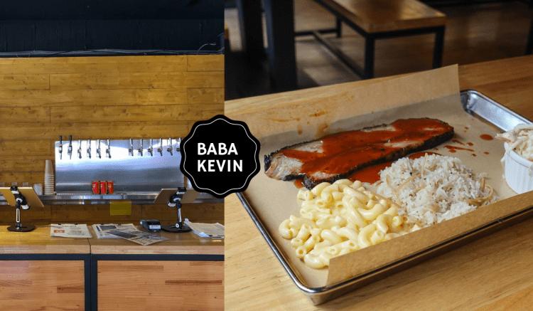 Baba Kevin 》菜單適合想初體驗 台北美式 BBQ 的饕客