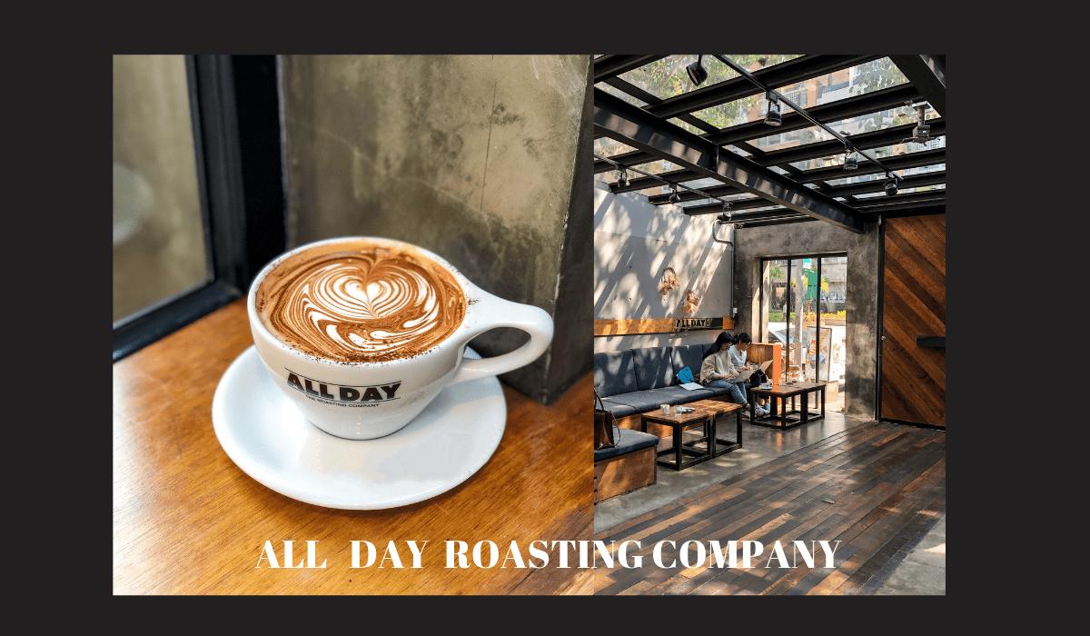 ALL DAY ROASTING COMPANY 》這家台北不限時民生社區咖啡店常客滿