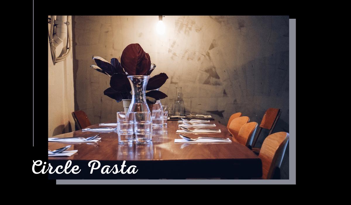 Circle Pasta 小圈子 》總是客滿的台北大安區義大利麵餐廳 (內有菜單)