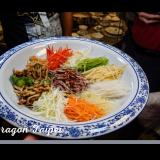 Taipei Michelin Plate 》辰園菜單桌菜點哪些菜餚 (內有豬鴨鵝)