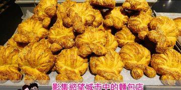 [日本大阪梅田早午餐] THE CITY BAKERY 咖啡館,慾望城市影集裡的麵包店、GRAND FRONT百貨必吃美食