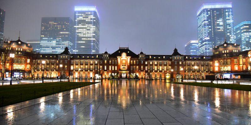 東京必玩景點   2018東京車站丸之內前廣場全新開放