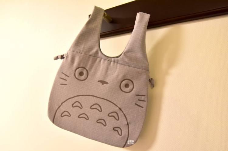日本郵便局最新限定龍貓包/手提袋/縮口包,帶著龍貓旅行去~