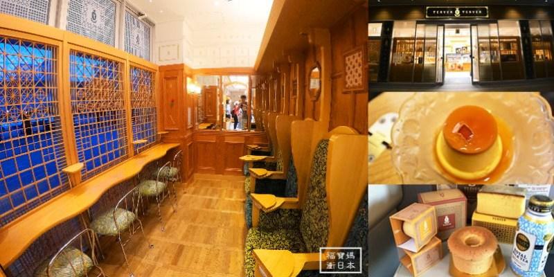 日本富山車站必吃甜點   FERVER,把日式木造甜點列車搬進店內,享用富山名物及美味布丁
