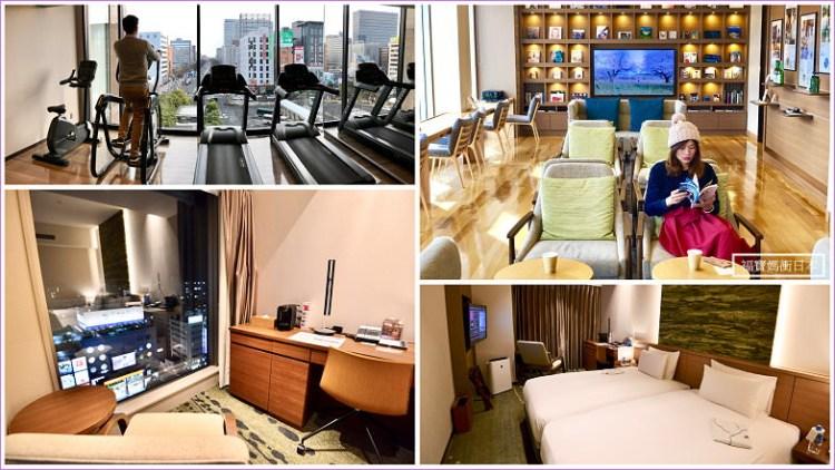 【仙台車站共構飯店】東仙台大都會飯店 Hotel Metropolitan Sendai East,百貨/JR/超市共構,對面就是電器行