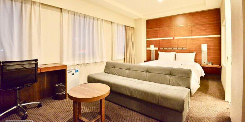 【新潟住宿】新潟JR東日本METS飯店 JR-EAST Hotel Mets Niigata,新潟站共構,下樓就是巴士站、Bic Camera電器行