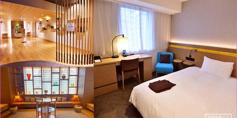 【博多車站飯店】二住博多CROOM西鐵飯店 Nishitetsu Hotel CROOM Hakata,博多站3分鐘!!