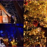 【輕井澤景點】輕井澤高原教堂,星空森林裡的聖誕節