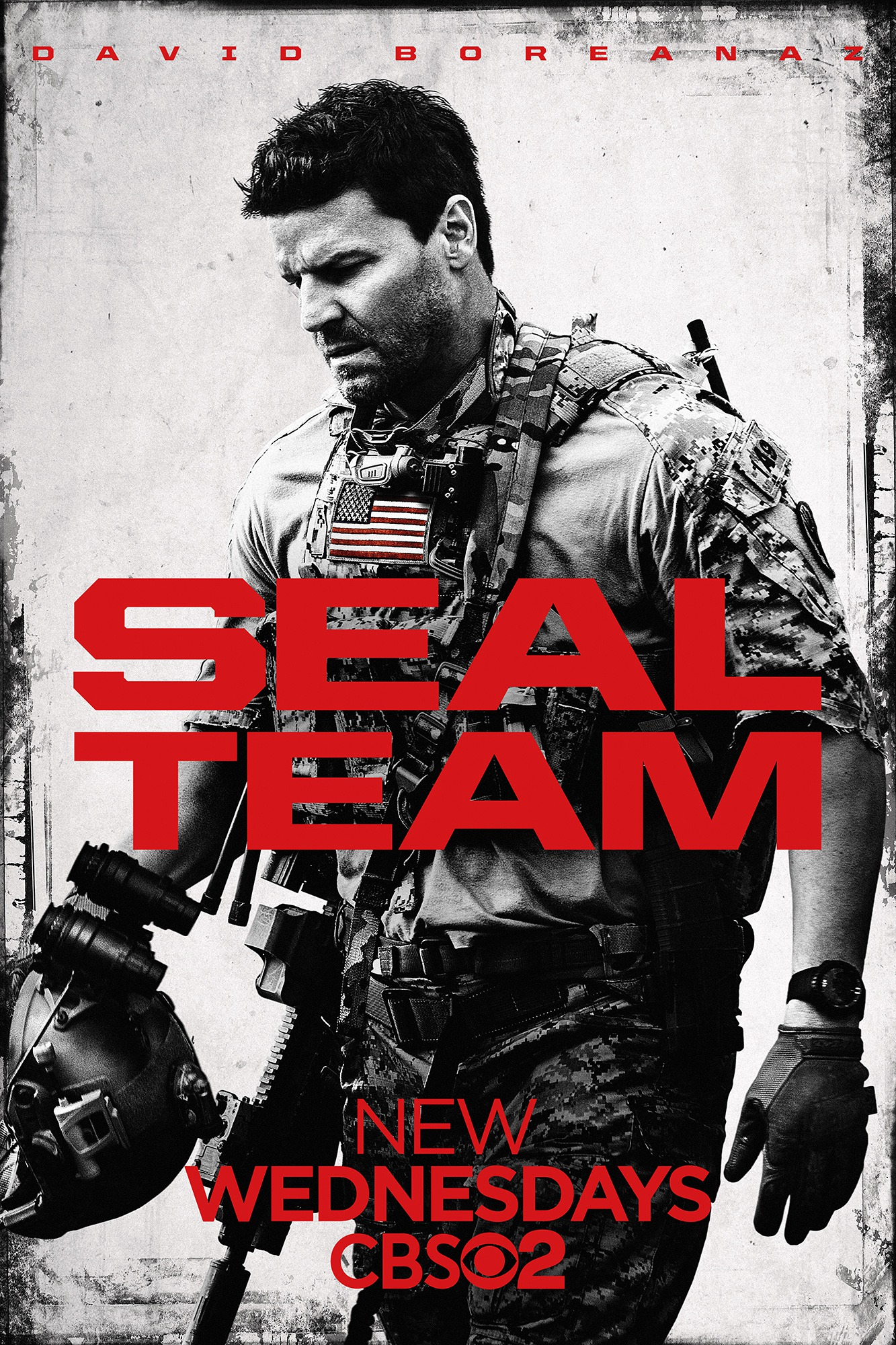 Seal Team Season 1 Poster 3 Extra Large Poster Image Goldposter