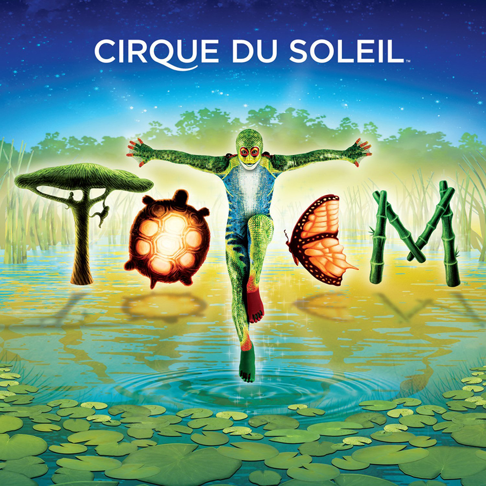 cirque du soleil totem poster 1
