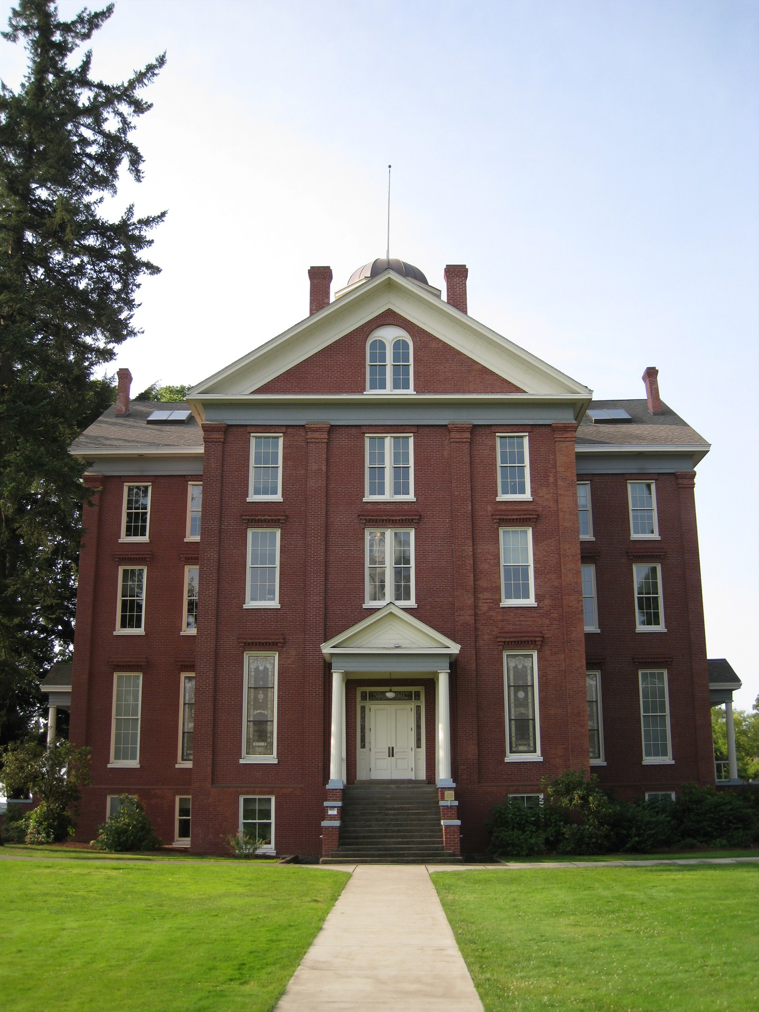 Willamette University Bearcat
