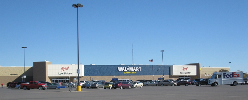 Image result for pictures of super walmart