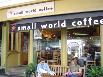 Small World Coffee, Princeton, NJ