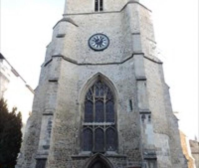 St Botolphs Church Trumpington Street Cambridge Uk Satellite Imagery Oddities On Waymarking Com