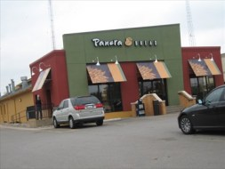Image result for panera bread on north rock road