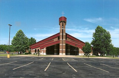 Image result for Sacred Heart Catholic Church troy missouri