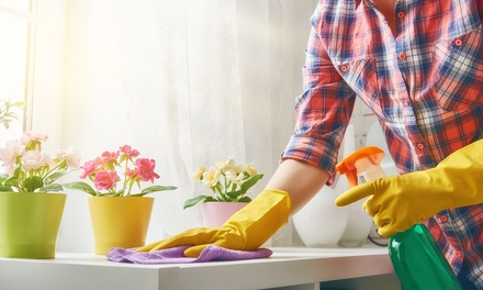Sanitising Service for Up to Five Bedroom Apartment from Zippco General Maintenance and Cleaning (Up to 34% Off)