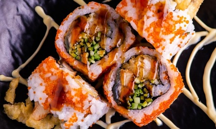 All You Can Eat Sushi and Sashimi for Up to Four at Itsu, Two Locations