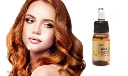 Fino a 3 confezioni di Bava di Lumaca Biologica Pura 100% 20 ml Efory Cosmetics