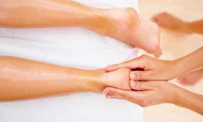 Image Placeholder For Reflexology Spa Session Or Detox At Naturelle Sole Wellness Skincare