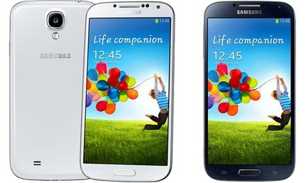 Samsung Galaxy S4 ricondizionato da 16GB con garanzia di 2 anni disponibile in 2 colori con spedizione gratuita
