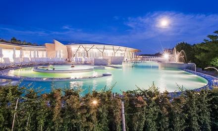 Toscana: 1 o 2 notti per 2 con colazione, Terme Theia, cena classica o stellata Michelin al Patriarca 4*L