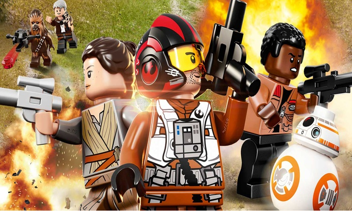 Lego Star Wars Game Groupon Goods