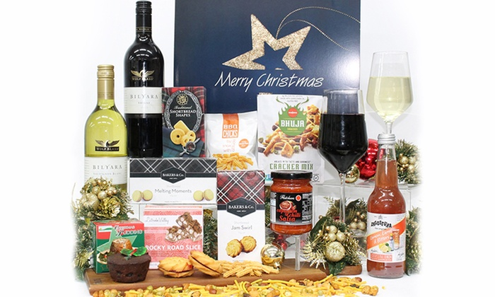 Xmas Sorted Hamper Delivery Groupon Goods