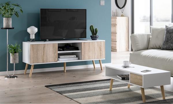 ensemble de salon meuble tv et ou table basse