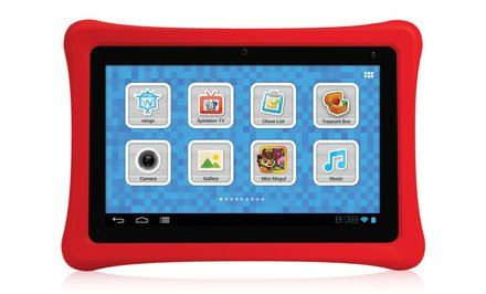 """nabi 2 8GB 7"""" Tablet with Android OS 
