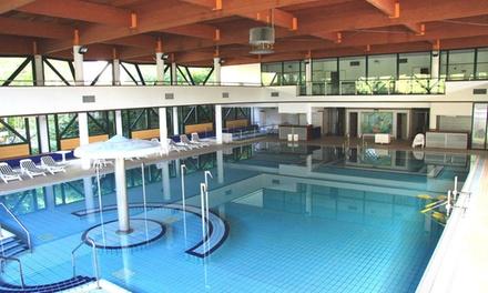 Ingresso alla Spa e alla piscina termale per una o 2 persone alle Terme di Riolo (sconto fino a 40%)
