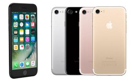 iPhone 7 o 7 Plus ricondizionati di grado Superior da 32/128/256GB con accessori e spedizione gratuita