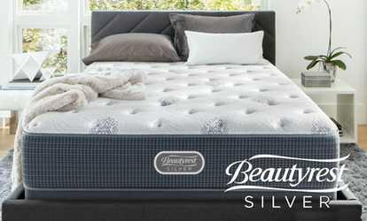 Image Placeholder For Simmons Beautyrest Silver Burkett Plush Mattress
