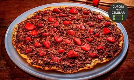 Rodízio de pizzas, massas, sushi e buffet de salada para 1 ou 2 pessoas no Chão de Estrelas  – Asa Norte