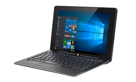 Tablet PC 2 in 1 con tastiera e touchpad rimovibili Kruger & Matz EDGE KM1086 con spedizione gratuita
