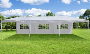 image for Outdoor Event and Party Tent with Enclosures (10'x20' or 10'x30')