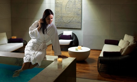 Spa Treatment, Pool for One or Two at The Spa at 5* InterContinental Dubai Marina (Up to 57% Off)